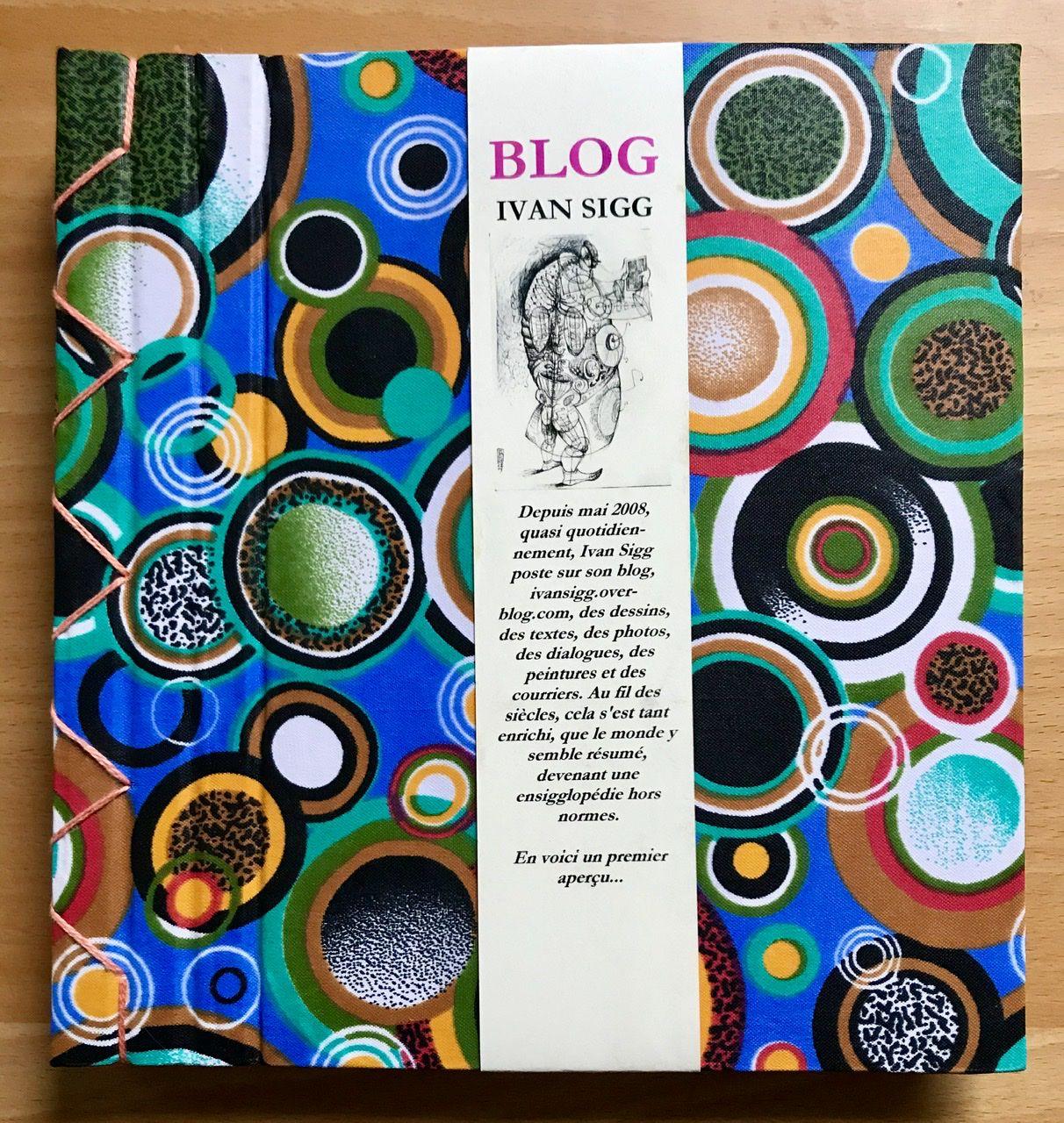 Tome 1 de l'EnSIGGlopédie des deux premières années de ce blog. En vente chez Carnetslivres.