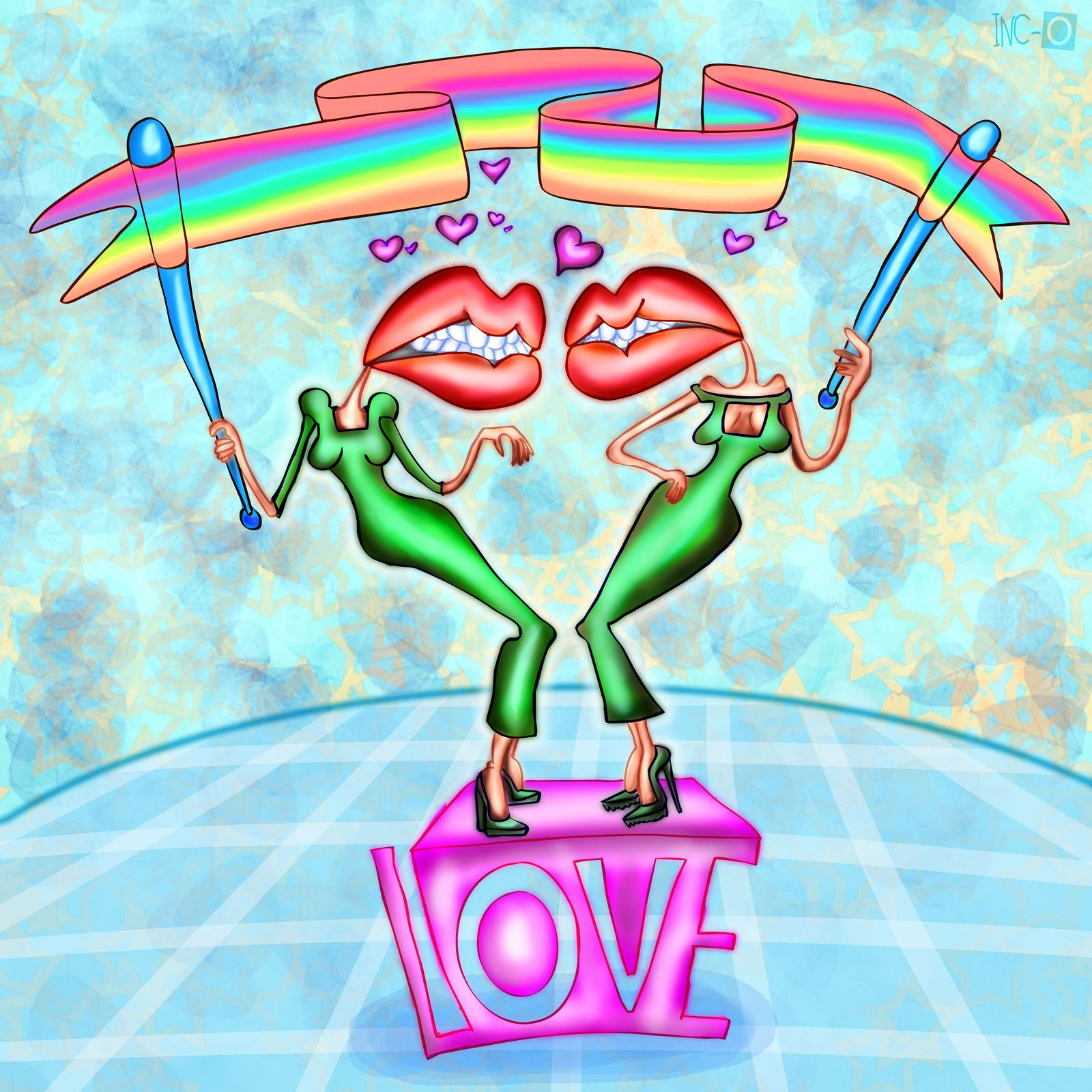 Love is gay