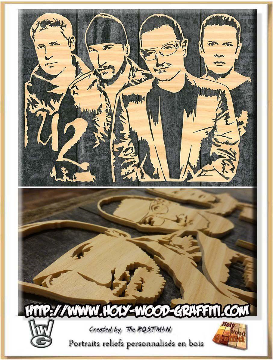 Fan Art du groupe U2