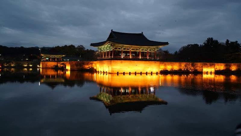 GYEONGJU, VILLE MUSEE 慶州市