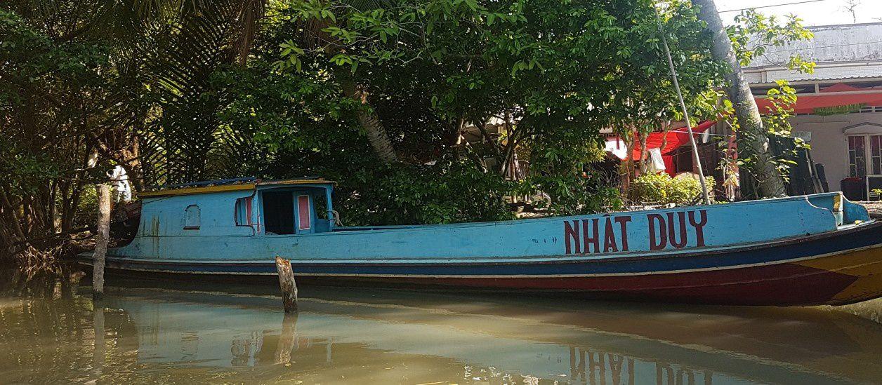 Delta du Mékong, retour au Vietnam