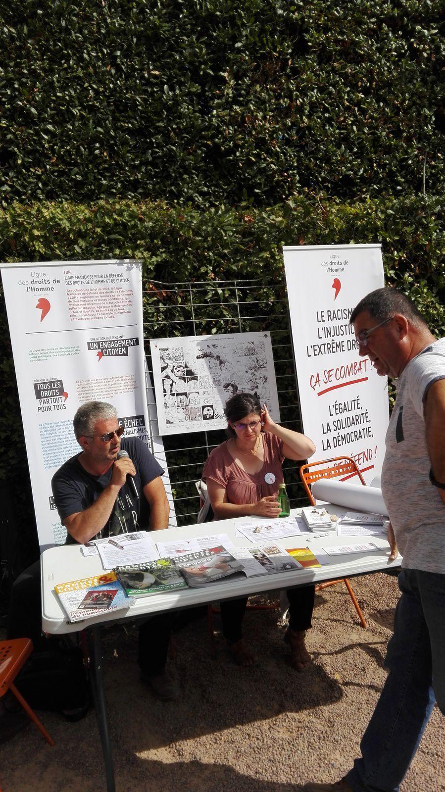 Actualité LDH Pays de la Loire -10/09/2016