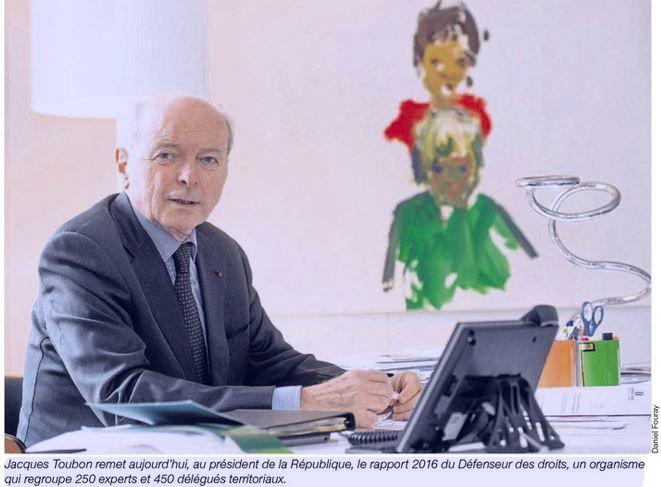 Jacques Toubon : un recul « des droits effectifs »