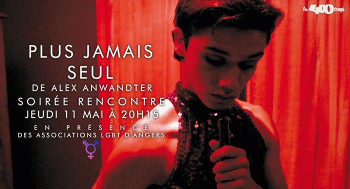 Pride Angers 2017 - Soirée ciné-débat aux 400 Coups