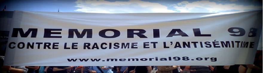 Commémoration des victimes de la Nuit de Cristal