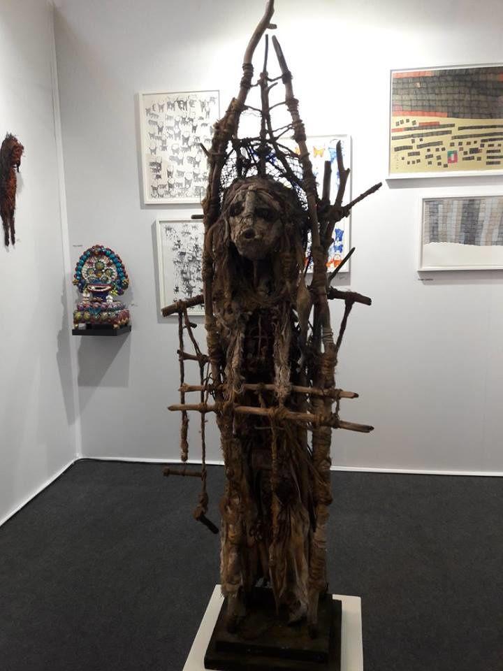 Stand Galerie Lemetais
