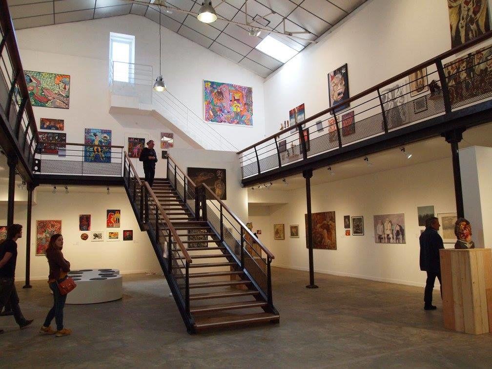 Exposition L'Internationale des Visionnaires à la Coopérative-Collection Cérès Franco, Montolieu