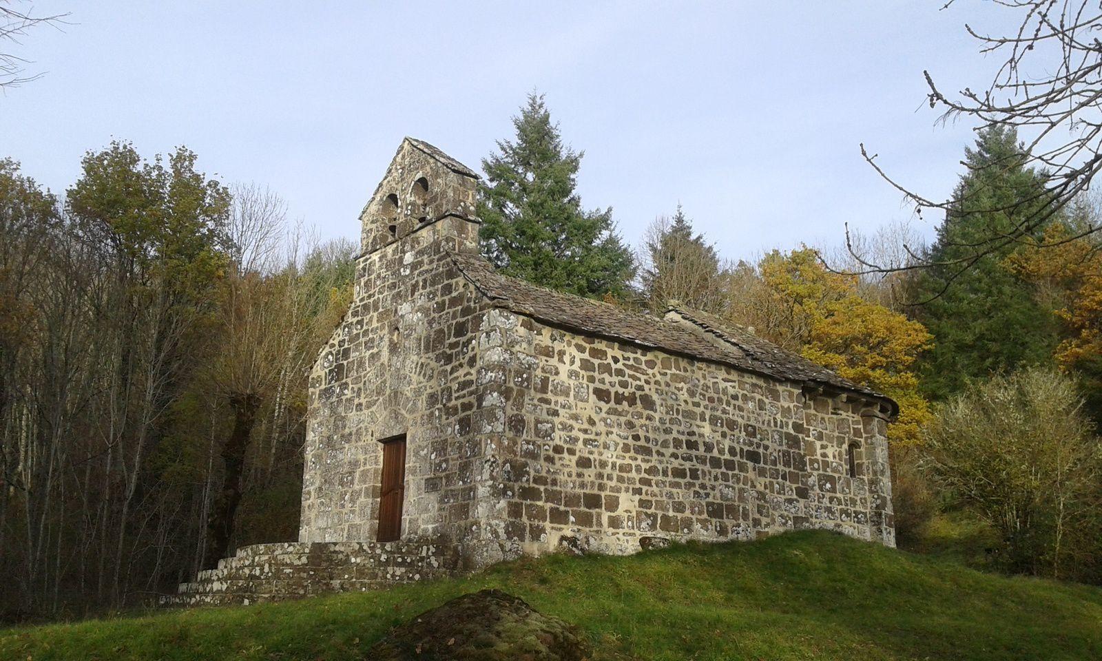 La chapelle de Jailhac