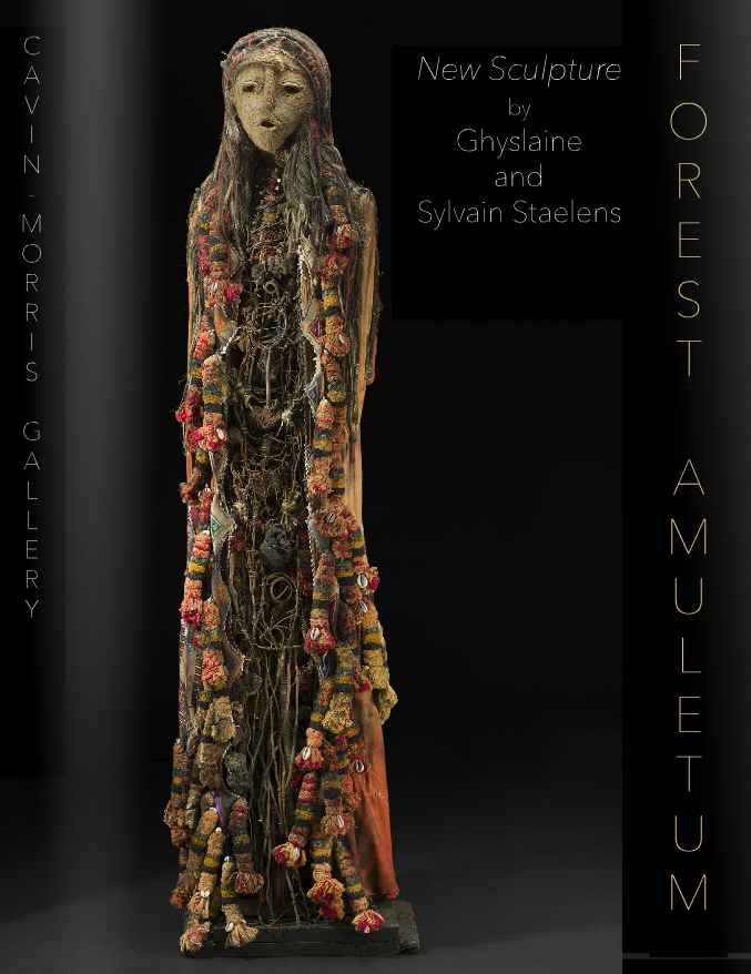 Exposition Forest Amuletum at Cavin-Morris Gallery