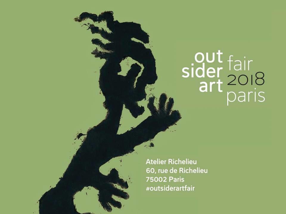 Outsider Art Fair Paris 2018