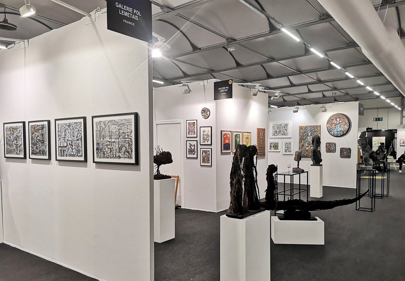 Salon St-Art, Strasbourg 2019