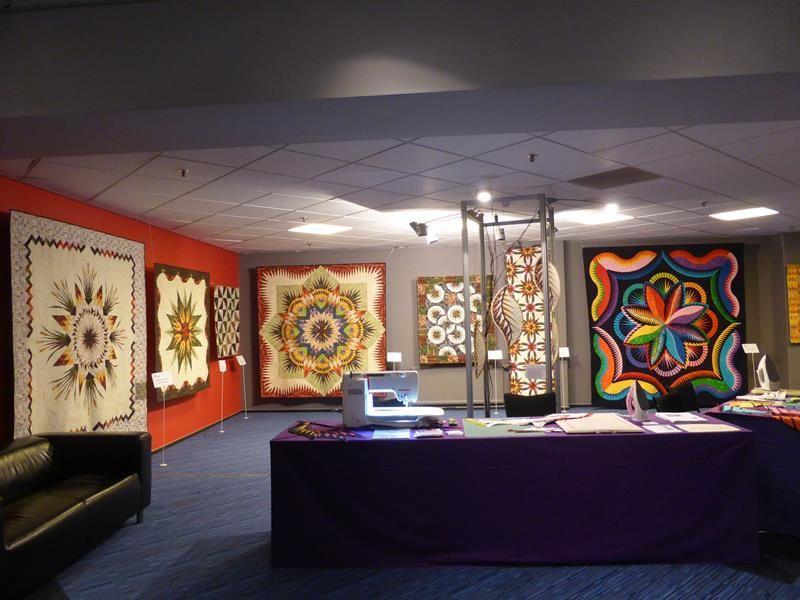 Maastricht expo 1 Open European quilt Championships 2016