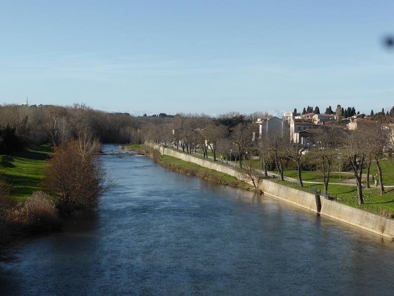 La bastide de Carcassonne