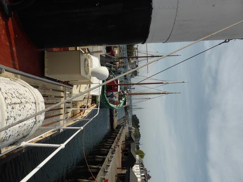 4 Le port de Douarnenez