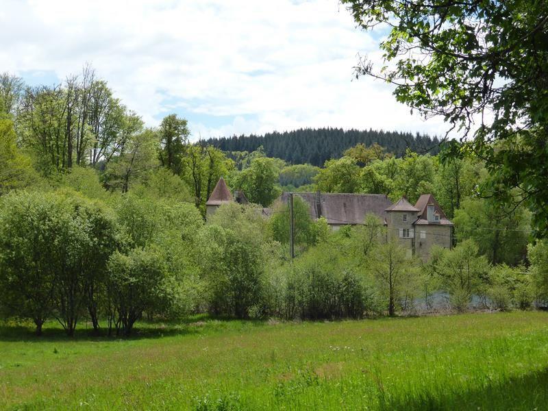 J 3 - vers St Junien de Bregère