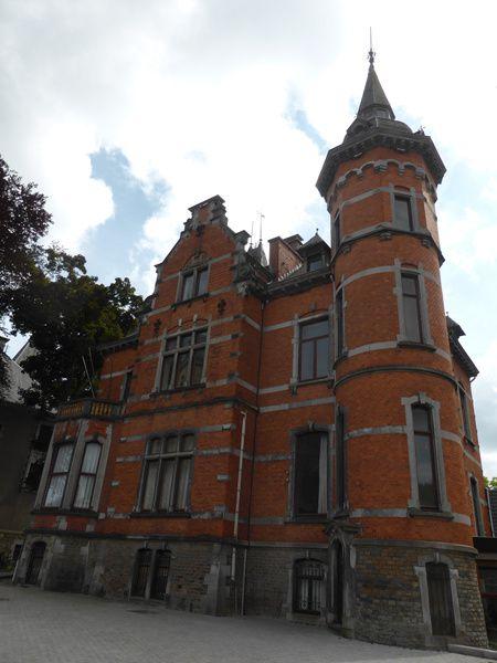 la Villa Steisel, construite pour sa seconde fille...