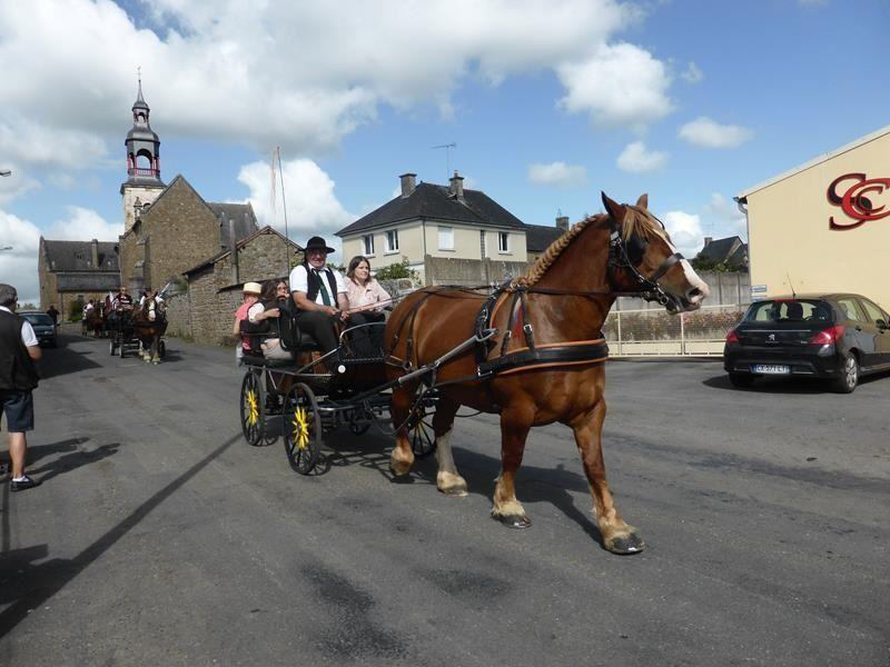 Août en Bretagne : fête des moissons