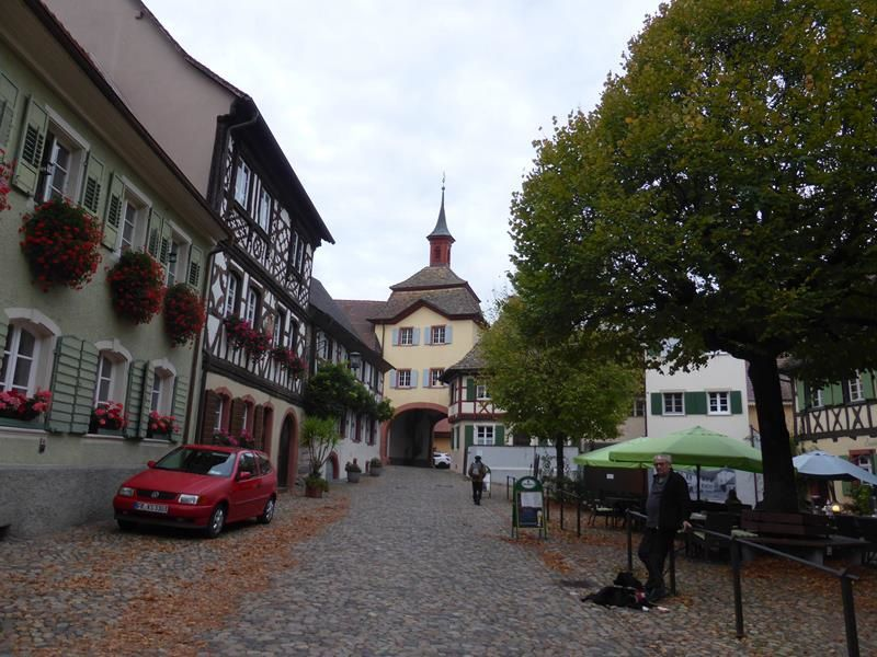 Un petit tour vers le Kaïserstühl