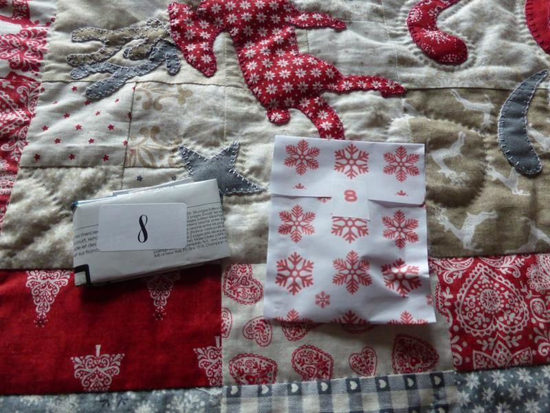 Avent J8 ... Noël scandinave