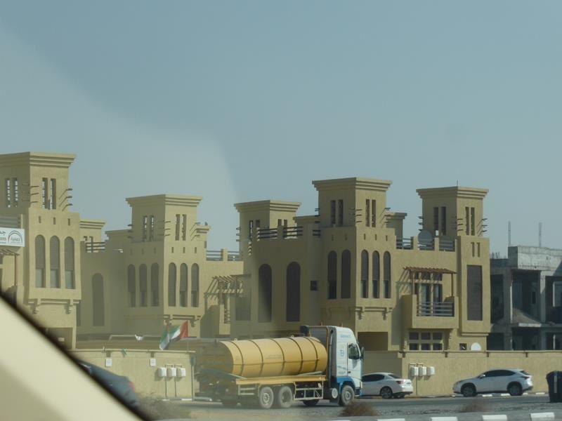 Voyage aux Emirats et sultanat d'Oman...