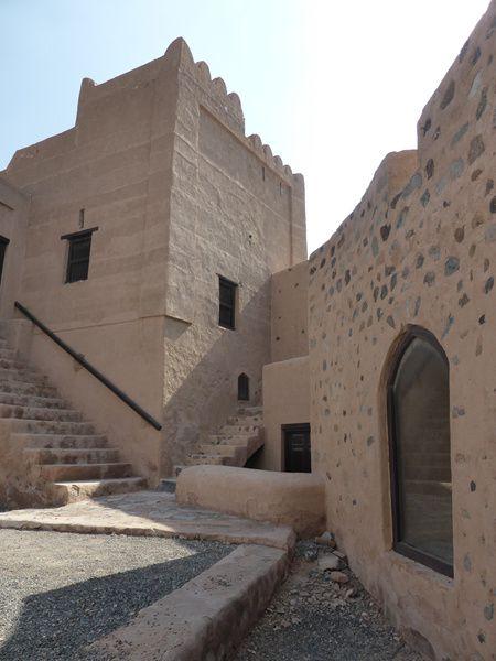 Visite de Fujairah