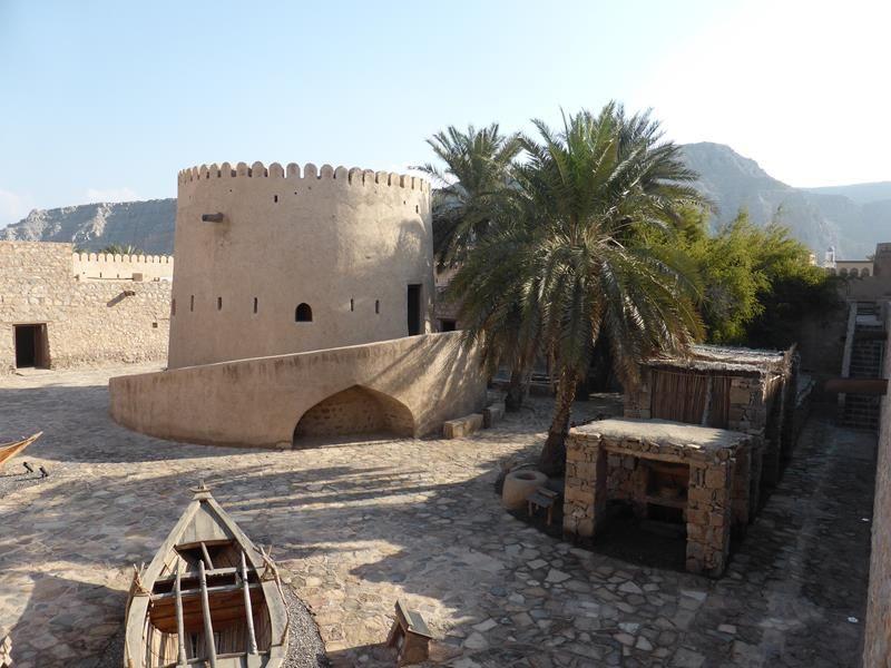 Le Fort de Khasab