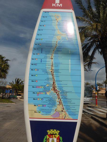 Balades à Cabo de Palos...