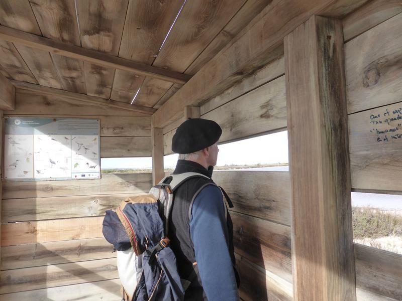 Autour des salines de San pedro del Pinatar