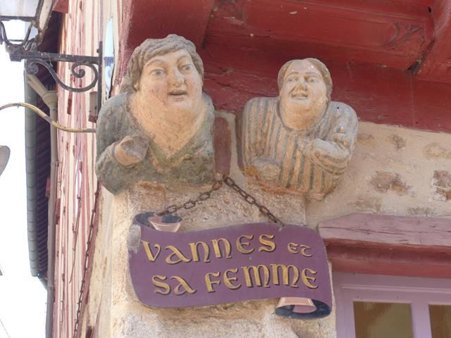 Escapade dans le Morbihan Jour 2 : Ste Anne d'Auray et Vannes