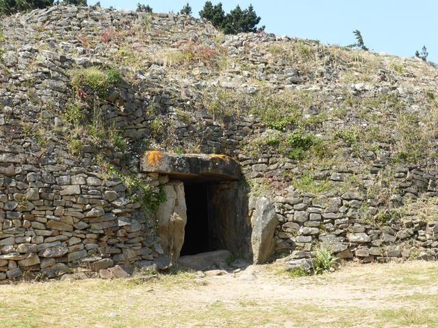 Escapade dans le Morbihan  Jour 4 : Gavrinis