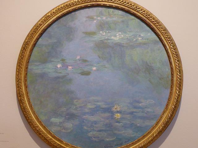 En passant par ...Giverny : Impressionnismes