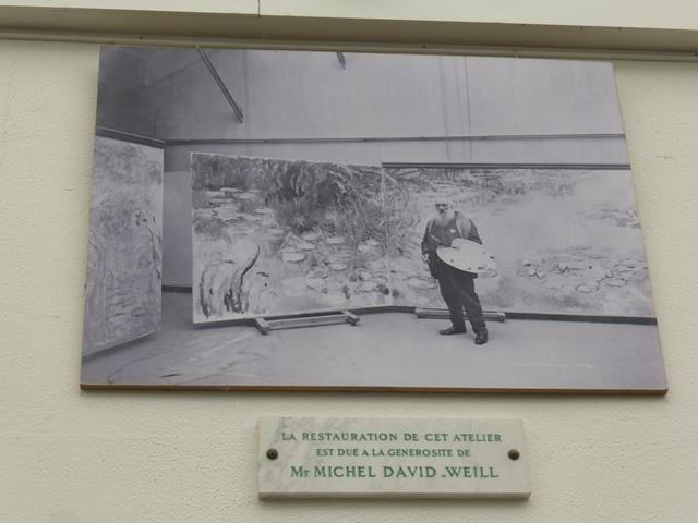 En passant par ... Giverny : maison et jardins de Claude Monet
