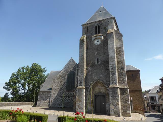 Baie de Somme 6...Saint-Valéry-sur-Somme