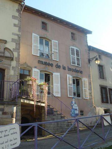 Balades automnales 4 ...Musée de la broderie