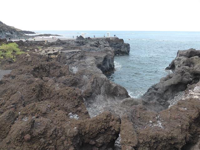 Côté Nord-Ouest de l'île de Ténérife