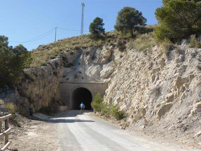 Via Verde Mula - Bullas