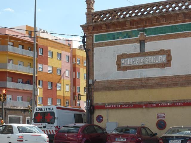 Via Verde Mula - Molina de Segura