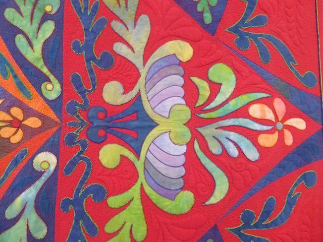Festival international de patchwork Sitges ...concours
