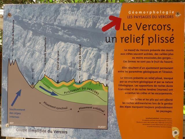 Visite en Vercors : La grotte de Choranche