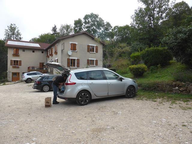 Spécialités locales : Clairette de Die et lavande