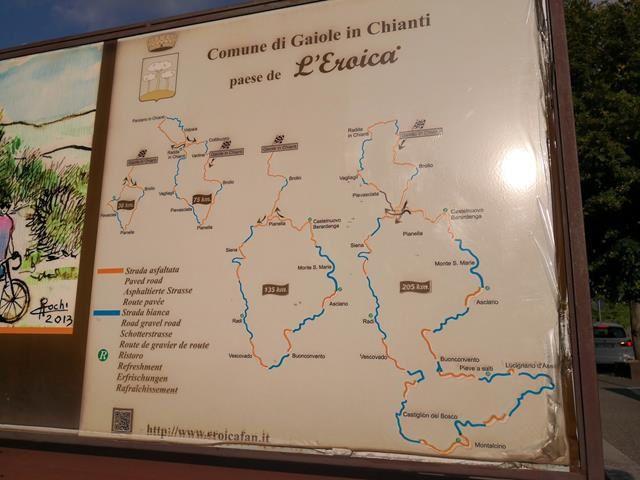 Toujours dans le Chianti !