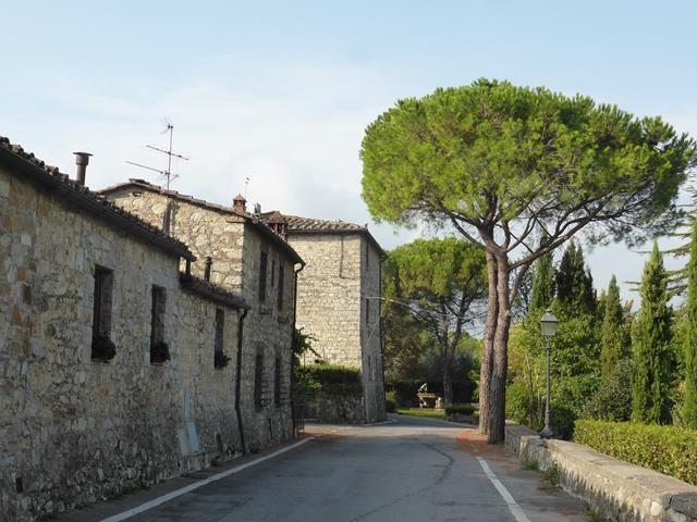 Petits villages du Chianti