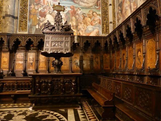 Sienne ...la médiévale
