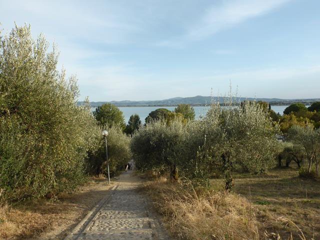 Des Etrusques au lac Trasiméne...