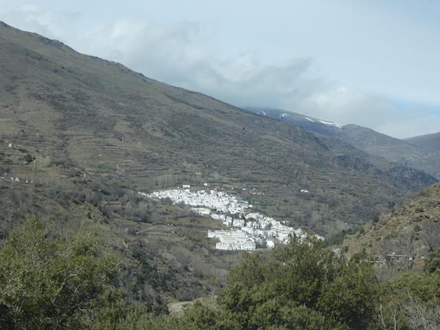 Las Alpujarras vers Trevélez