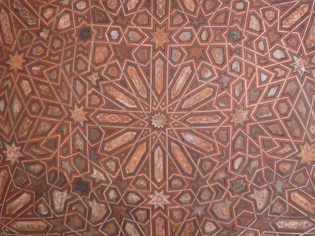 Alhambra : Palais nasrides