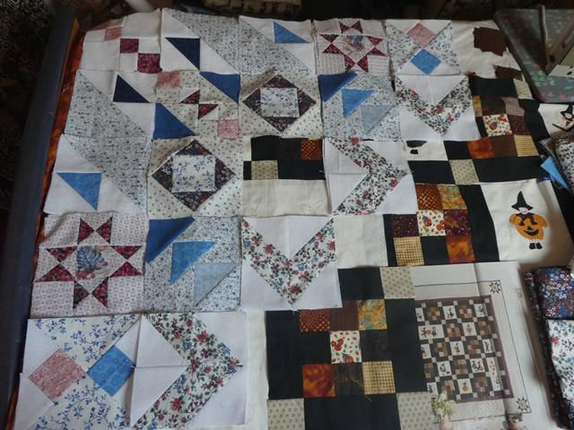 Mystery Quilt ...suite