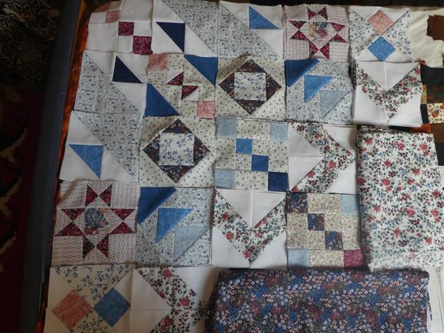 Mystery Quilt...je continue