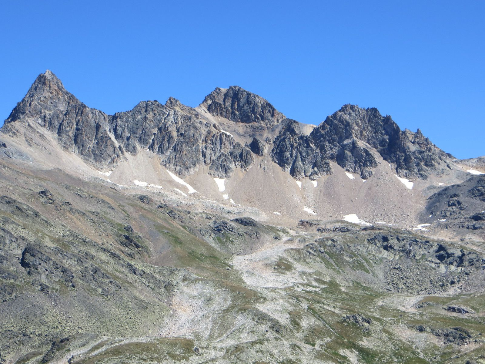 Pic du Thabor - Mont Thabor
