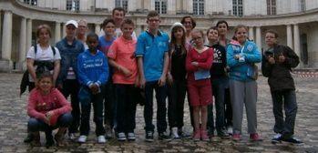 Les CE2 et CM2 en Val de Loire épisode1